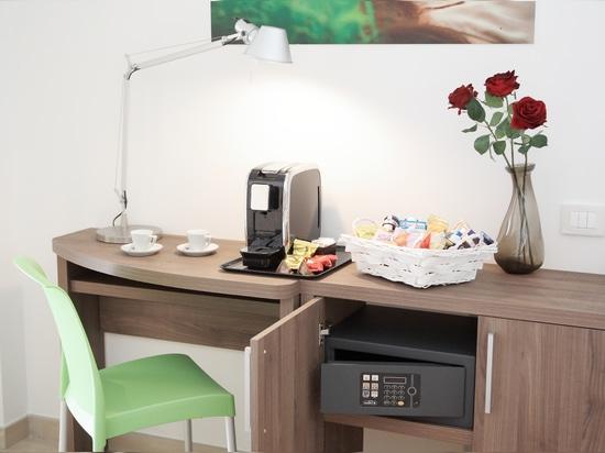 Residencia Vimercate por el contrato de Mobilspazio