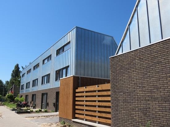 Nuevo complejo residencial