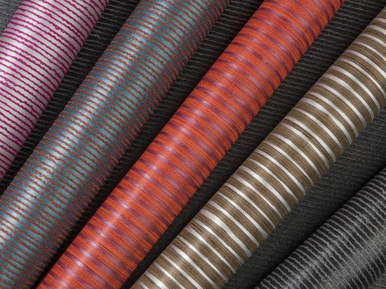 NUEVO: secuencias de papel en el forro no tejido