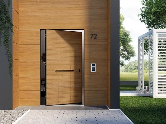 Configurador libre en línea de la puerta de la seguridad del pivote de Di.Big