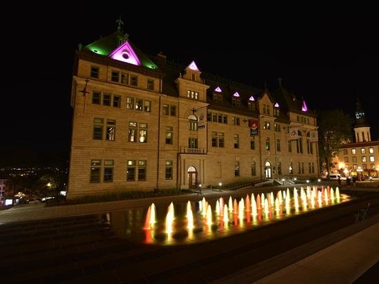 Hotel de Ville de Quebec