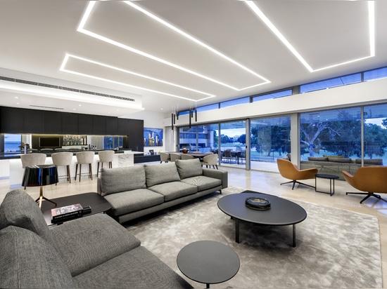 proyecto del liniLED® - hogares de encargo de la firma, Perth (WA)