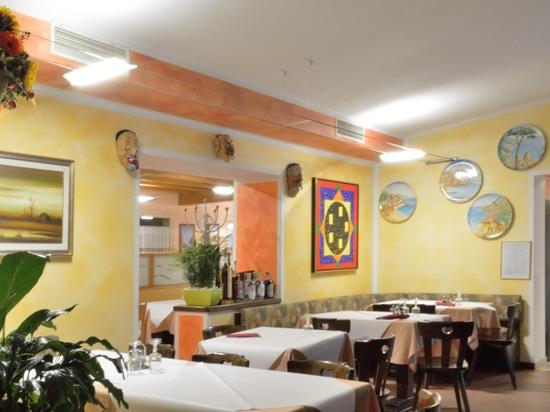 Pizzería en Limana