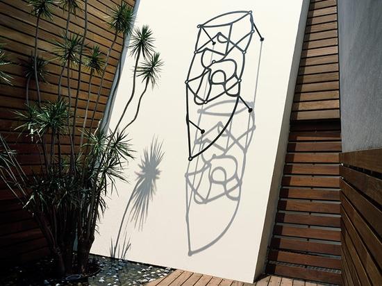 los arquitectos del PASCAL diseñan la casa de luto como espacio contemplativo