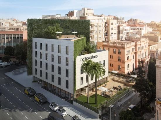 Rehabilitación del hotel OD, Barcelona