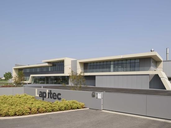 Lapitec® y Fila se asocian para ofrecer servicios y soluciones al sector de la construcción y del mobiliario