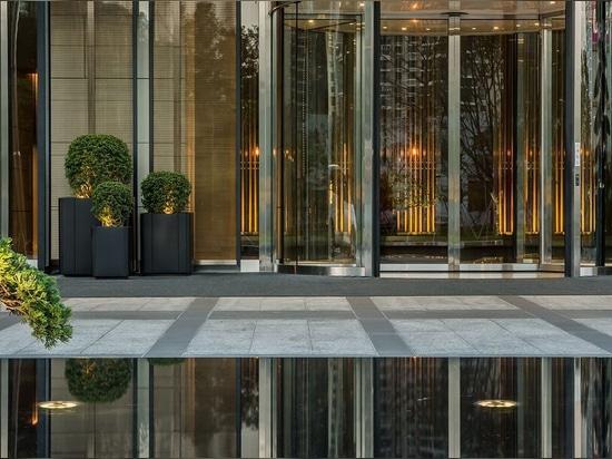 Hotel Nanshan de Shenzhen Marriott