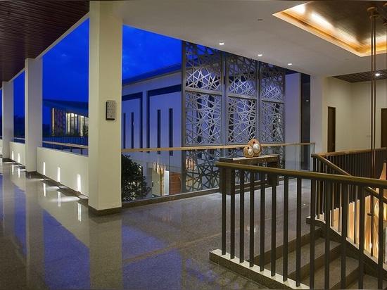 Centro turístico y balneario de Guangxi Silkgarden