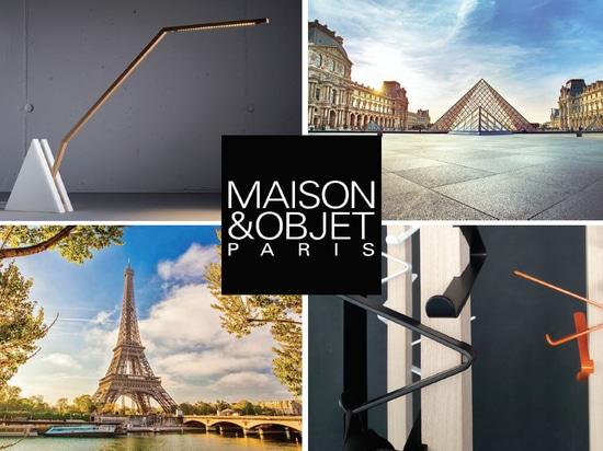 ¡Venido visítenos en Maison y Objet París!