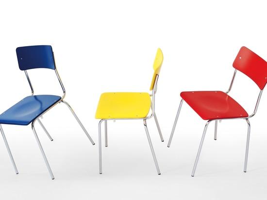reaparición de la silla