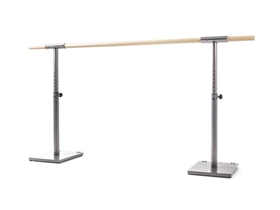 Barra portátil ajustable AIA del ballet de la altura