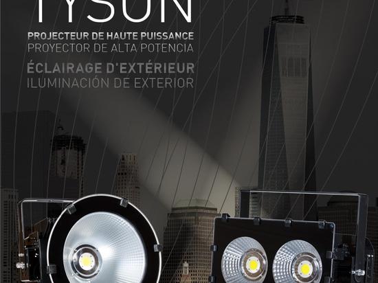 Brilumen presenta al TYSON innovador