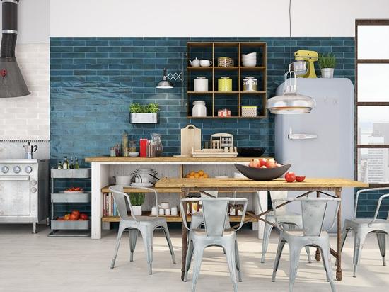 Un complemento perfecto para los diseños exclusivos de la pared