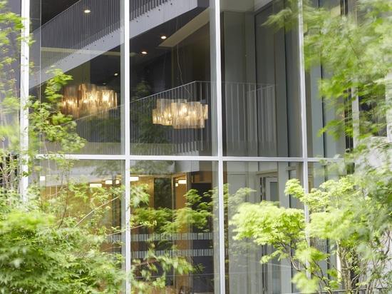 Proyecto por Cogedim en el edificio en París