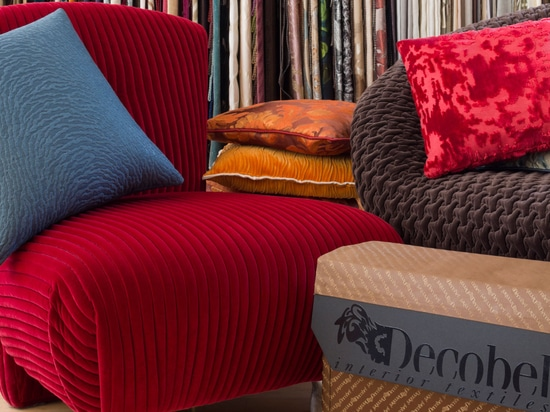 Decobel y Houlès: dos compañías excepcionales de la materia textil se unen a fuerzas