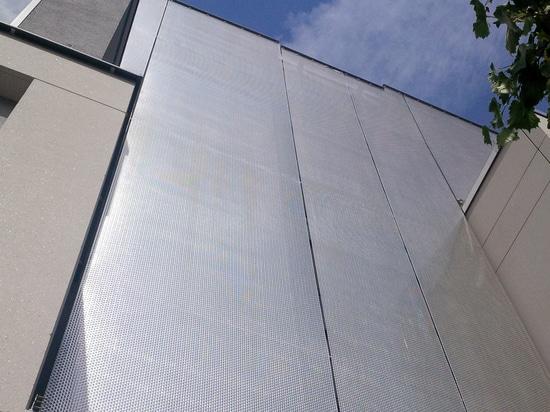 Haver Mesh Facade arquitectónico