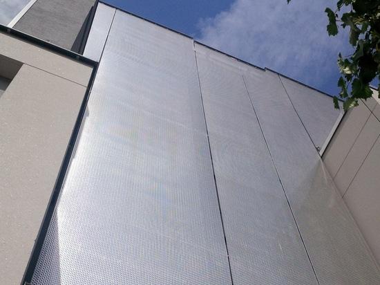 Revestimiento arquitectónico de la fachada de la malla de HAVER