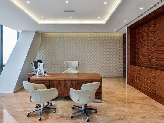 Diseño de la oficina de hoy