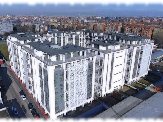 Complejo residencial Q5 en la descripción de Milán