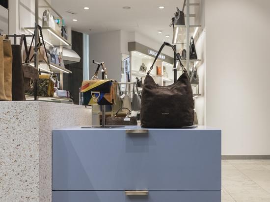 El estudio Schiwitzke & Partner introduce KRION en el corazón de Munich, Ludwing Beck