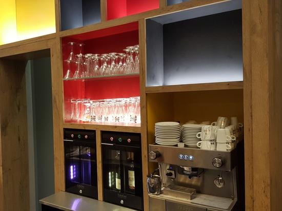 Bar de vinos 2,0 - hotel de Ibis - Perrache Lyon