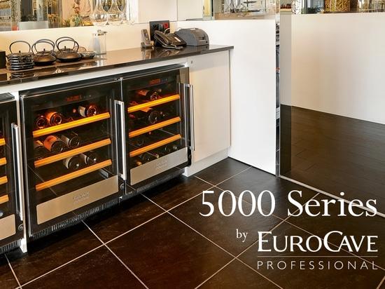 Las 5000 series del profesional de EuroCave