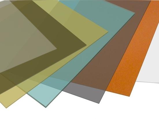 El panel sólido plano del policarbonato de la brisa de PALSUN