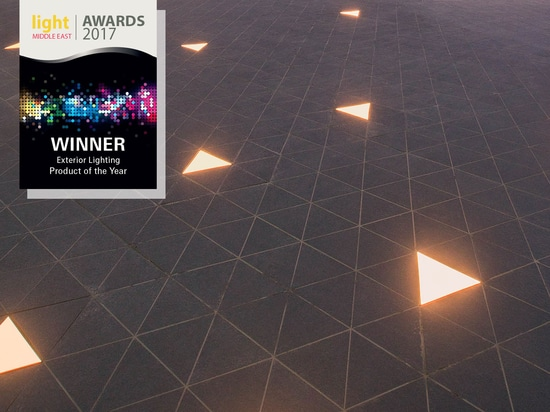 proyecto del liniLED®   Khalifa University Abu Dhabi premiada