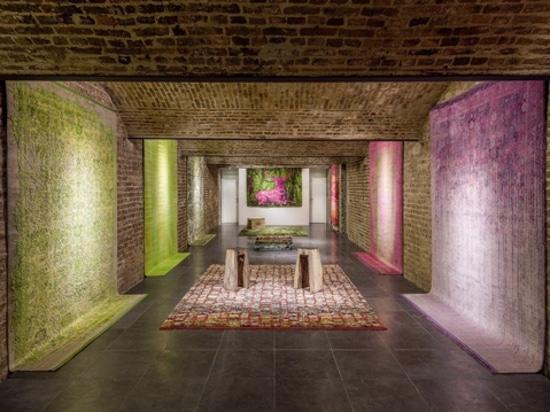 La sala de exposición de Jan Kath en Colonia. Cortesía del diseñador.