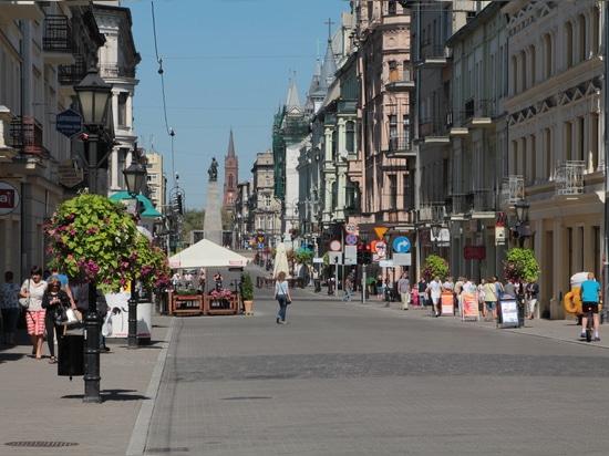 Łódź, Polonia