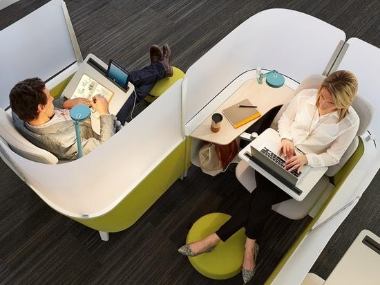 La oficina híbrida: Espacio más que abierto