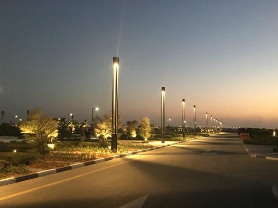 Terminal de Vip - aeropuerto internacional de Al Maktoum (Dubai)