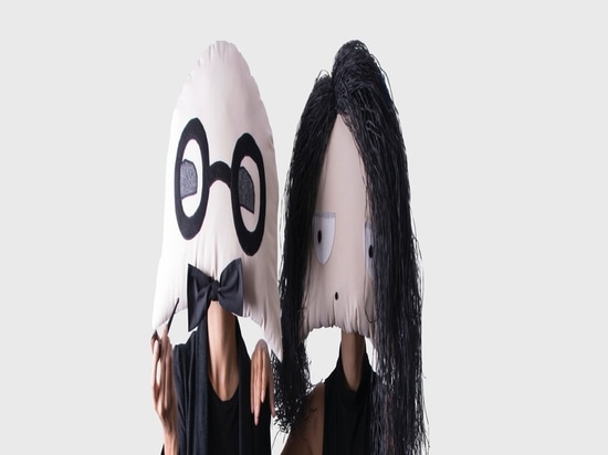 Cara y máscaras del taller de Vinny Dolls