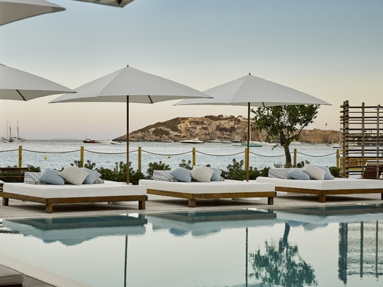 Viñedo – colección de TUUCI en Nobu Hotel Ibiza Bay lujosa