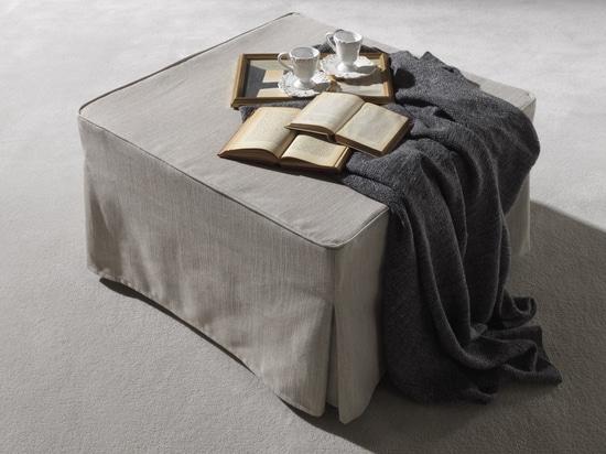 Cama de Ottoman - cama del taburete