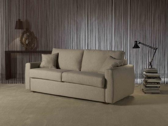 Sofá cama con 7 pulgadas de colchón