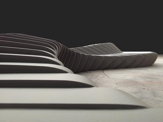 Acantilado por el diseñador austríaco Rainer Mutsch.