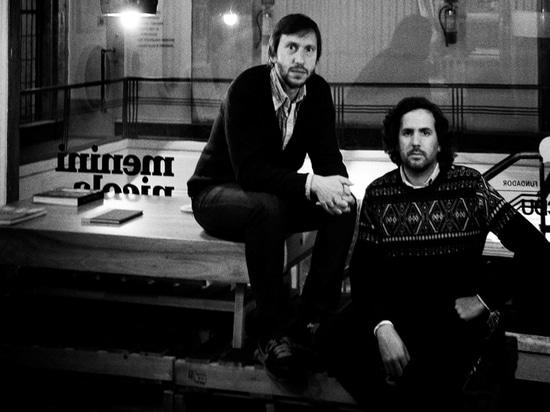 Socios Agustín Menini y Carlo Nicola de Manini Nicola