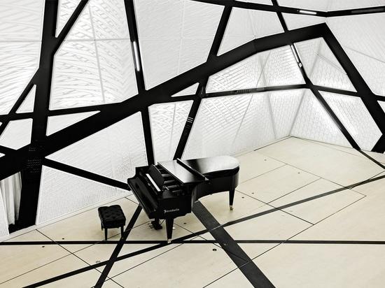 Cortesía del arquitecto Peter Zuspan