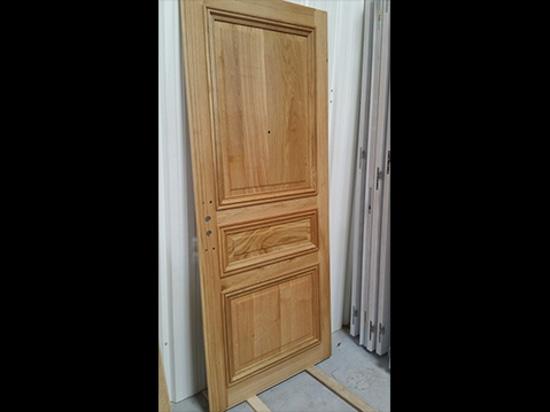 La seguridad tiene estilo: puerta de entrada blindada Haussmannienne Bertoli