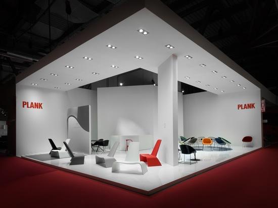Di Milano 2018 de Salone del Mobile: El tablón introduce dos nuevos productos