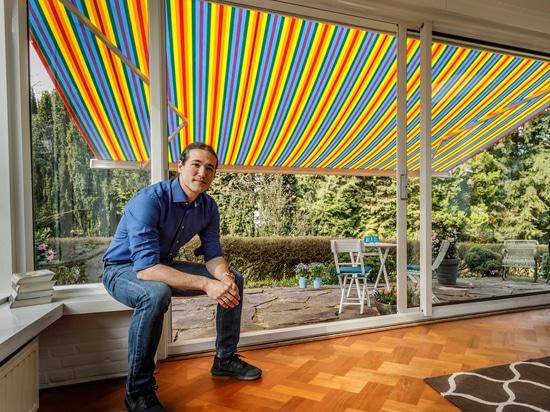 Dan Schmitz, socio gestor de Schmitz-Werke GmbH + Co. kilogramo y creador del concepto de Liberta