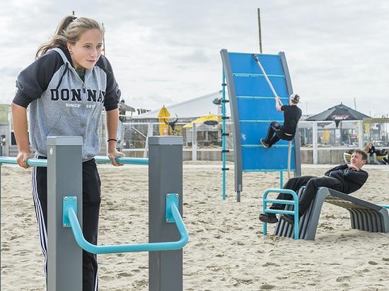 ¿Qué si los espacios públicos y las áreas residenciales fueron diseñados para incluir los elementos que animan a la gente de todas las edades a mover más?
