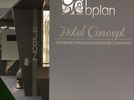 Concepto del hotel por BPLAN