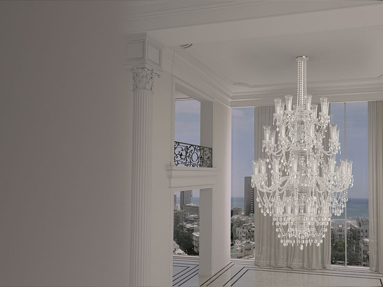 ETERNO Crystal Chandelier