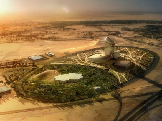 Rey Abdulaziz Centre para la cultura del mundo | Snøhetta