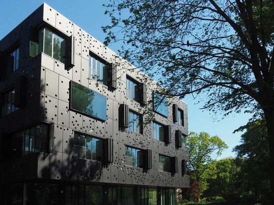 Liceo Amsterdam de Metis Montessori de la extensión