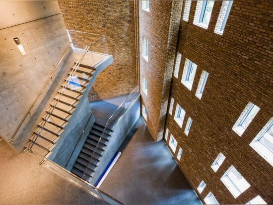 """'wrightwood ando-diseñado tadao 659"""" espacio del arte fijado para abrirse en Chicago"""