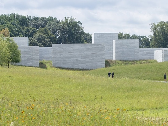 el museo del glenstone ve a su Thomas de antemano phifer-diseñó la extensión