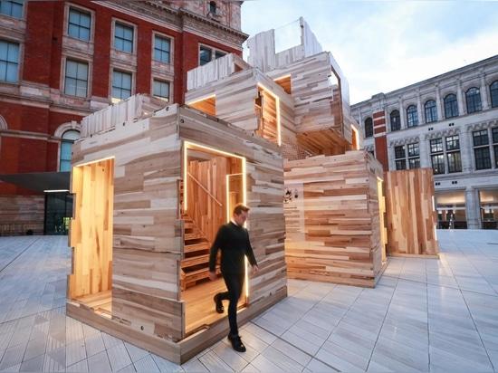 Arquitectos de Waugh Thistleton: Multipliqúese
